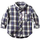 Hartstrings Baby Boys' Button Front Shirt