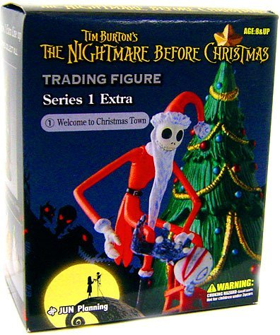 Nightmare Before Christmas - Trading Figure Series 1 Extra - WELCOME TO CHRISTMAS TOWN #1 by Jun Planning - 1