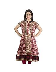 Rama Cotton Women's Traditional Kurti - (14RAMA1421077)