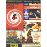 Alfred Hitchcock The Masterpiece Collection - Psycho / The Trouble With Harry / The Man Who Knew Too Much / Vertigo (DVD)