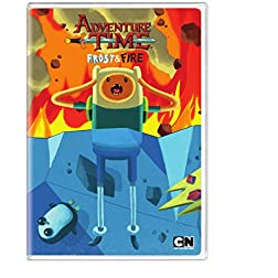 Cartoon Network: Adventure Time - Frost & Fire