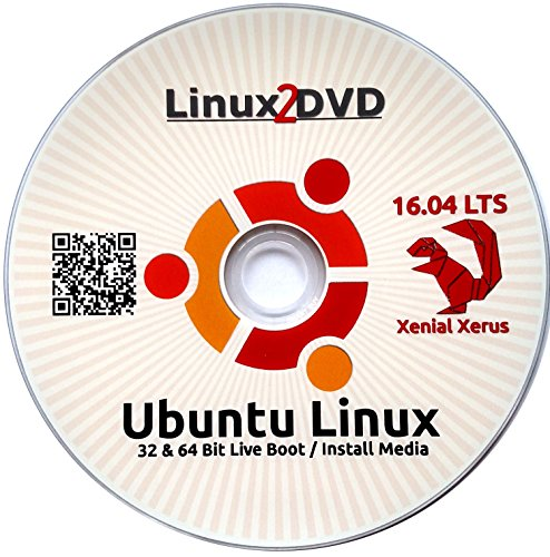 Ubuntu Linux 16.04 LTS 32