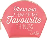Zoella Pink Favourite Things Beauty Makeup Bag