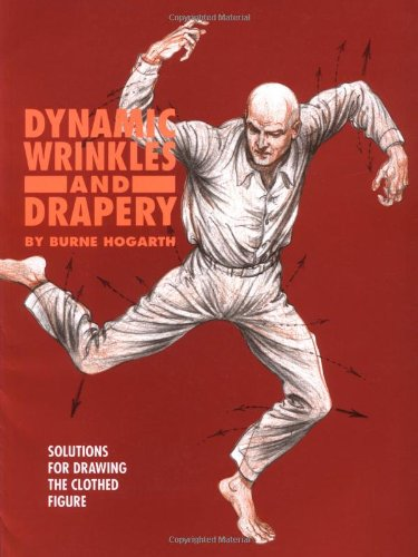 Dynamic Wrinkles and Drapery: Solutions for Drawing the...