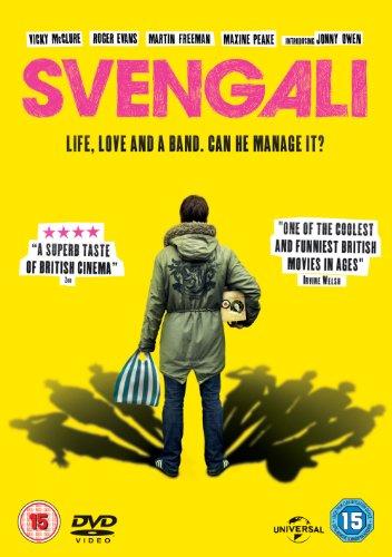 Sale alerts for Universal Pictures UK Svengali [DVD] [2013] - Covvet