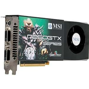 MSI N260GTX-T2D896-OCv2 GeForce GTX 260 896MB 448-bit GDDR3 PCI Express 2.0 Video Card