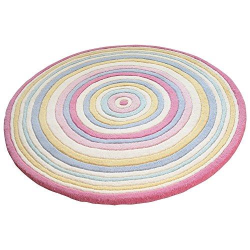 JoJo Maman Bebe Rug, Pink, Large