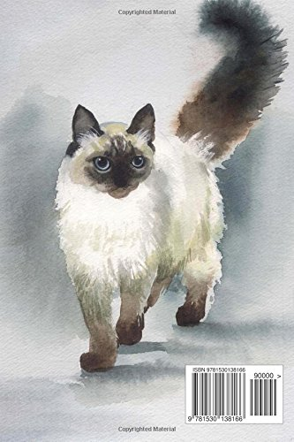 Website Password Organizer, Painted Siamese Cat: Password/Login/Website Keeper/Organizer  Never Worry About Forgetting Your Website Password or Login Again!