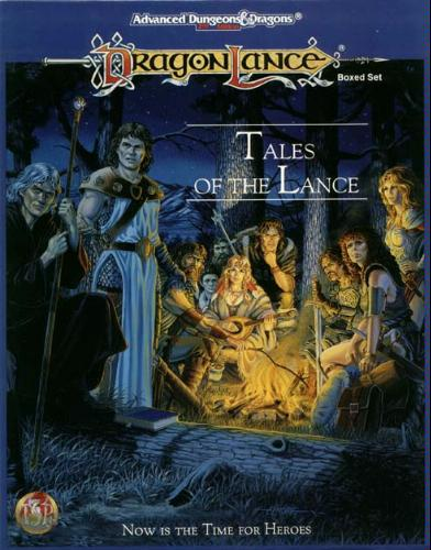 Tales of the Lance (AD&D 2nd Edition: Dragonlance Boxed Set )