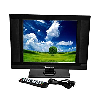 Lappymaster 18TL Full HD Ready LED TV (Black)