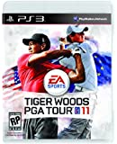 Tiger Woods PGA Tour 11 - PlayStation 3 Standard Edition