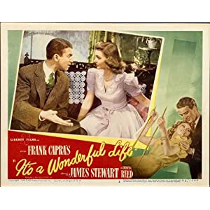 Its a Wonderful Life Movie Poster (11 x 14 Inches 28cm x ...