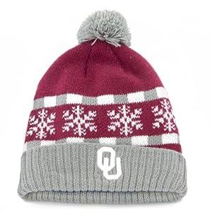 NCAA Oklahoma Toddler Rameses Knit Beanie