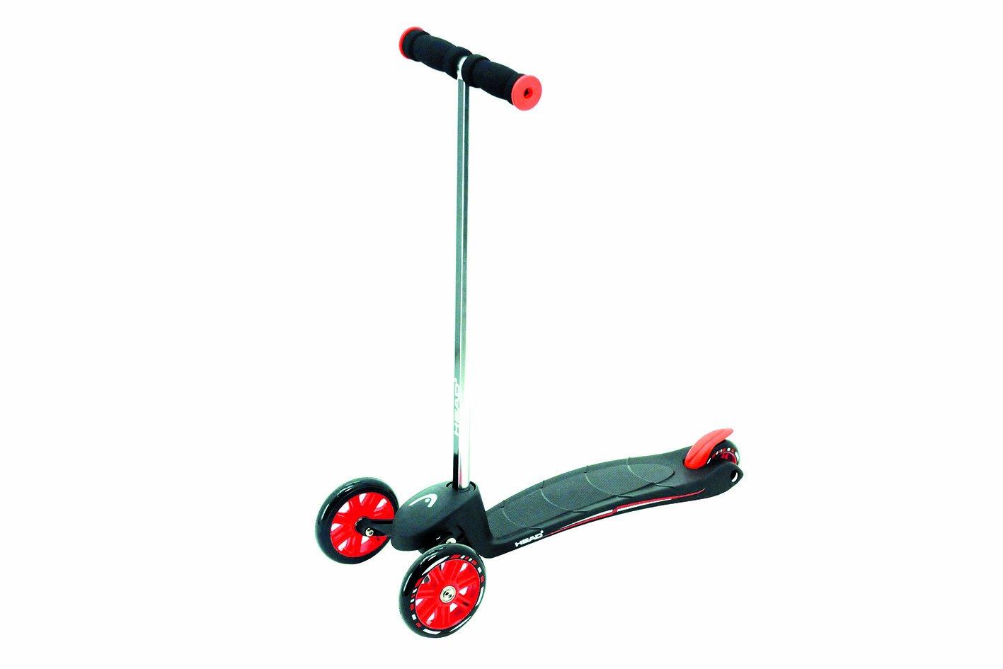 Head MK120-80BL H4SC00, monopattino a tre ruote per bambini e ragazzini