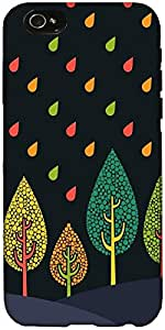 Snoogg Tree Cool Case Cover For Apple Iphone 6+