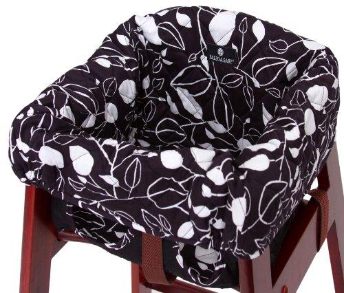 Imagen de Balboa bebé silla de cubierta, Hoja Blanco y Negro