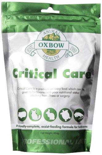 OXBOW Critical Care Small Animal Supplement Complete Assist Feeding Formula 454g
