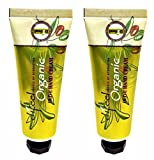 Difeel Organic Olive Hand Cream 1.5 Oz / 42 Ml Combo !!! (2 pack)