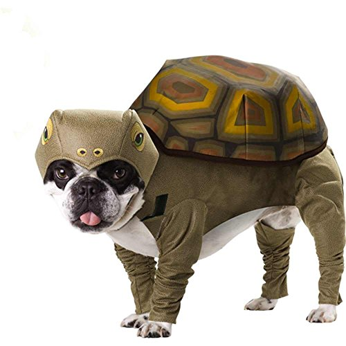 Animal Planet Pet20102 Tortoise Dog Costume, X-Small front-995926