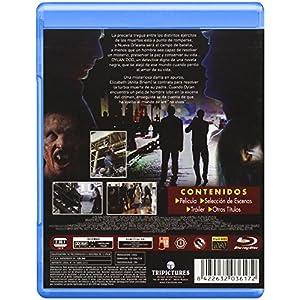 Dilan Dog Los Muertos De Noche (Blu-Ray) (Import) (2012) Brandon Routh; Sam