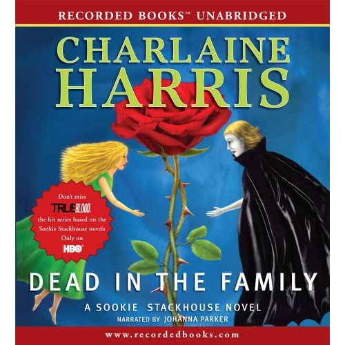 Order of Charlaine Harris Books