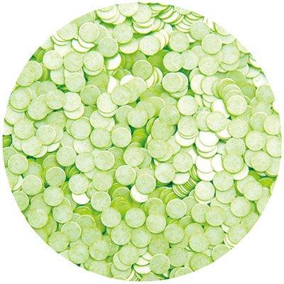 レッドネイルズ ピカエース 丸カラー1.5mm リーフグリーン417