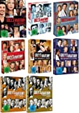 Grey's Anatomy - Staffel 1-7 (41 DVDs)