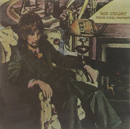 Rod Stewart - Never A Dull Moment - (Mercury 6499 153) - B5 - Zortam Music
