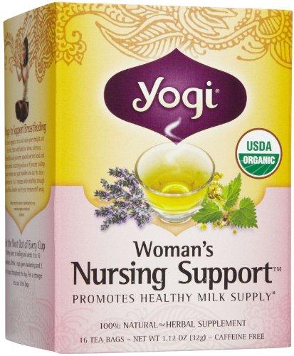 Yogi Women'S Nursing Support Herbal Tea 2 Pack