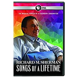 Richard M. Sherman: Songs of a Lifetime DVD