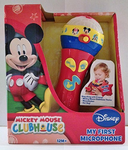 Disney Mickey Mouse Clubhouse My First Microphone - 1