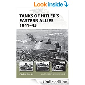 Tanks of Hitler's Eastern Allies 1941-45 (New Vanguard 199)