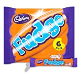 Cadbury Fudge 6 x 26g