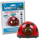 "Water Alarm - Leak Bug Electronic Leak Detector - Detects as little as 1/32"" of water"