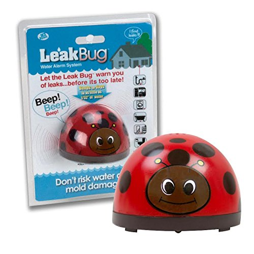 Water Alarm - Leak Bug - Finds Leaks Before They Ruin Your Home