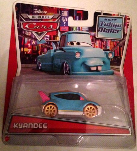 Disney/Pixar Cars, Toon Die-Cast Vehicle, Kyandee, 1:55 Scale