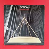 UTOPIA Oops! Wrong Planet LP Vinyl VG++ Cover VG+ Sleeve 1977 BR 6970 Sterling