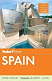img - for Fodor's Spain 2015 (Full-color Travel Guide) book / textbook / text book