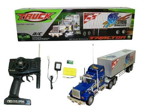 Radio Control Truck   RC Remote Control 18 Wheeler Truck  Container