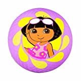 Franklin Sports Nickelodeon Dora The Explorer Rubber Playground Ball