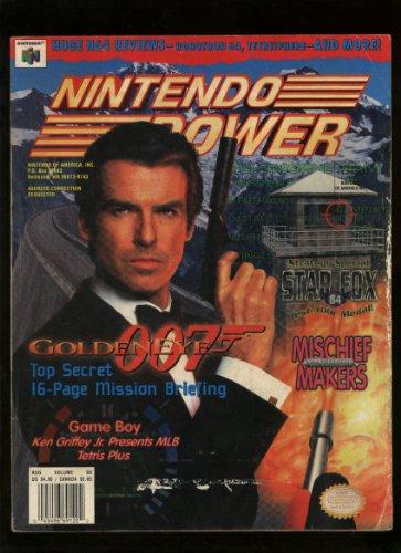 Nintendo Power Volume 99 (GoldenEye, Volume 99) (Nintendo Power 99 compare prices)