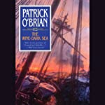 The Wine-Dark Sea (       UNABRIDGED) by Patrick O'Brian Narrated by Simon Vance
