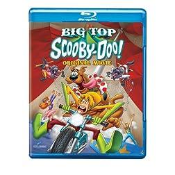 Scooby-Doo: Big Top Scooby-Doo [Blu-ray]