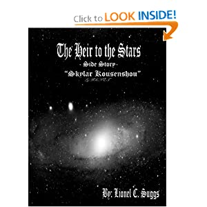 Heir to the Stars: Skylar Kousenshou by Lionel Suggs