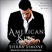 American King: American Queen Series, Book 3 | [Sierra Simone]