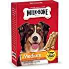 Milk Bone Medium Biscuits For Dogs Over 20 Pounds, 24-Ounce