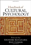 Handbook of Cultural Psychology: 1st (First) Edition