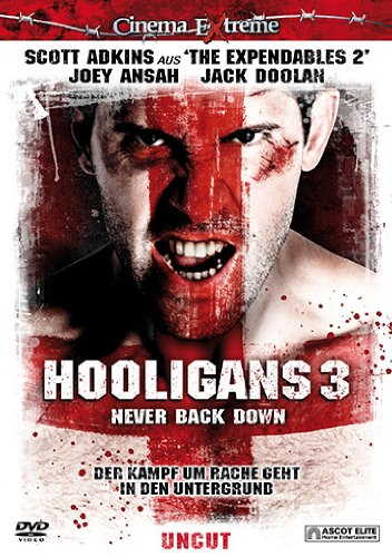 Hooligans 3 - Never Back Down - uncut (Cinema Extreme)