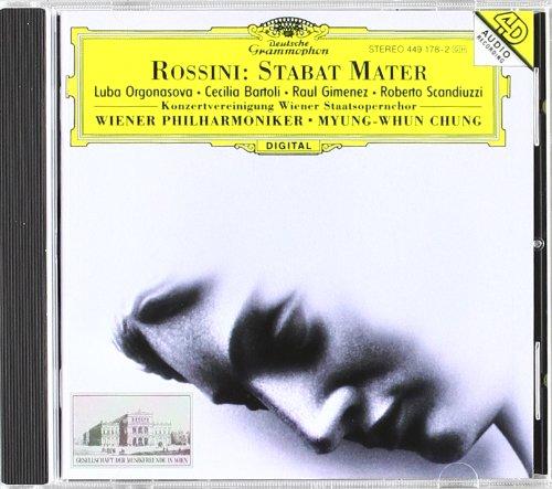 Stabat Mater - Rossini (Bartoli, Gimenez...) - CD