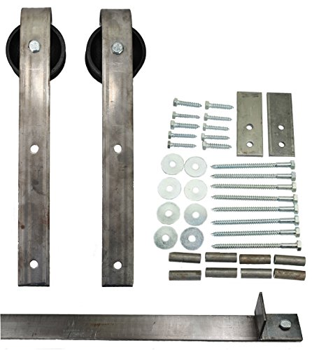 Cheap Special Best Sliding Barn Door Hardware Kit With 8 Ft Track
